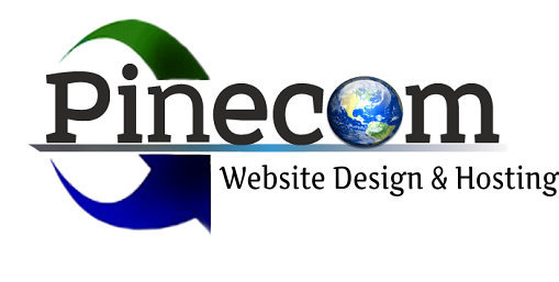 Pinecom Website Design